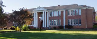 Stearns School building - 2