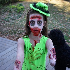 pink(0.0), fun(1.0), clothing(1.0), green(1.0), fashion(1.0), zombie(1.0), costume(1.0), clown(1.0),