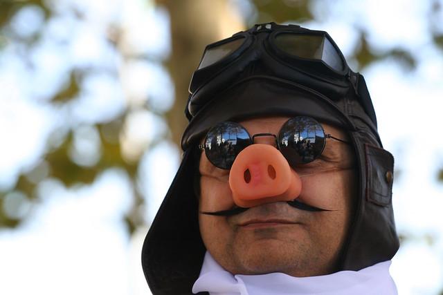 Photo:紅の豚 (Porco Rosso/Crimson Pig) By mirod