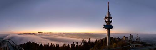 panorama deutschland nikon nebel sonnenaufgang schwarzwald hdr blauen badenwürttemberg belchen schliengen hochblauen hdrpanorama d7100 aufnahmearten