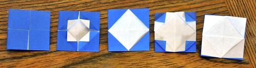 Five modules