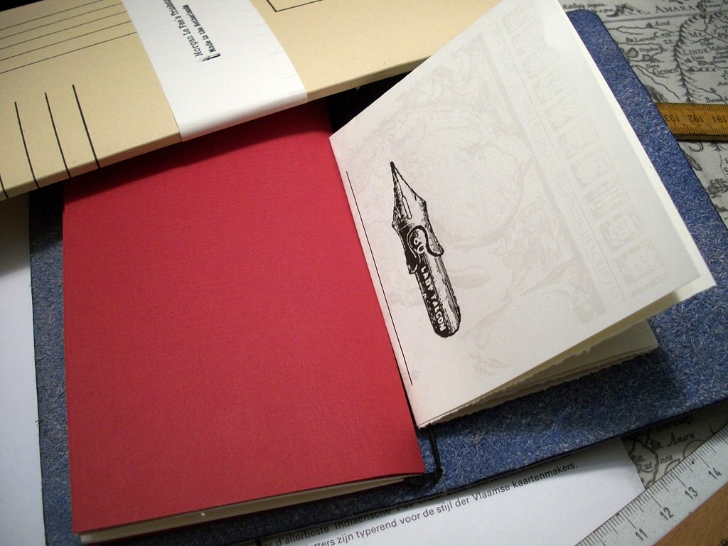 Traveler's Notebooks and inserts