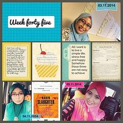 Week45-a-web