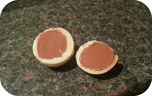 Montezumas Peanut Butter Chocolate Snowballs