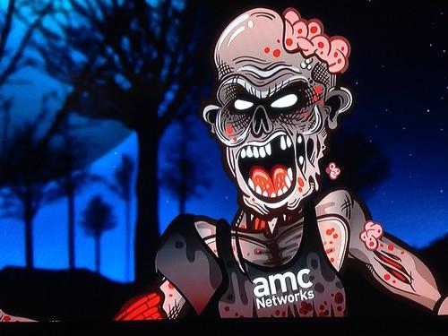 AMC zombie