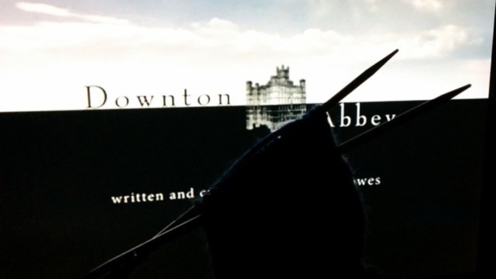 Downton Abbey_Stricken
