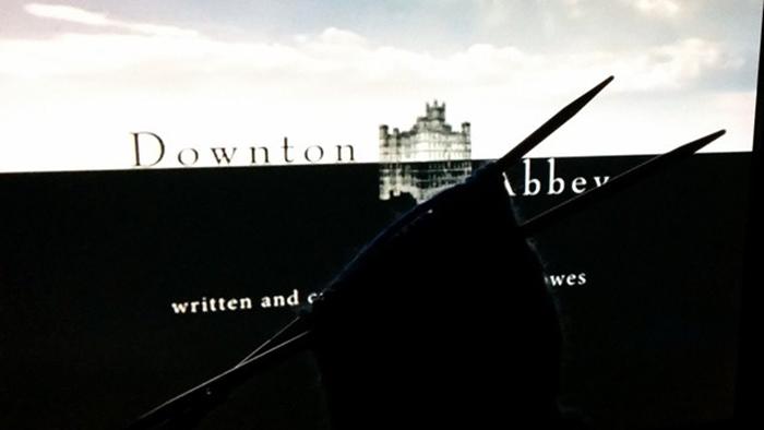 Downton Abbey_Stricken