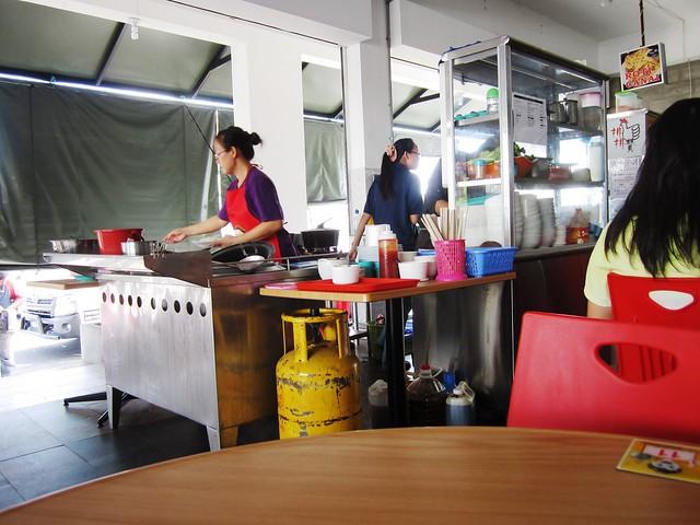 Tasty Taste Cafe, kampua stall