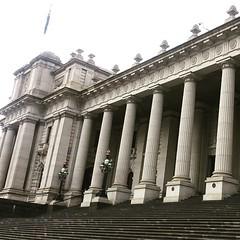 The Parliament #melbournelove