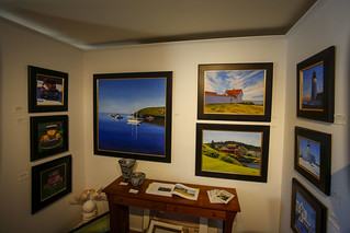 Gleason Gallery Boothbay Harbor