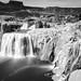 "Shoshone Falls at Twin Falls Idaho by Scott Stringham ""Rustling Leaf Design"""