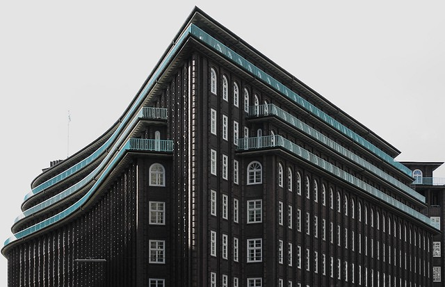 Chilehaus, Kontorhausviertel, UNESCO World Heritage, Weltkulturerbe, Hamburg, Germany, fotoeins.com