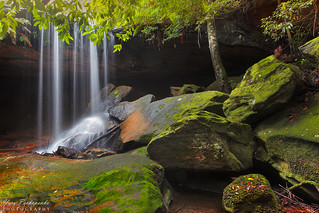 Oakland Falls, Blue Mountains, Australia