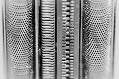 "BW shear blade, ""Macro Mondays"" -explore- by MAICN"