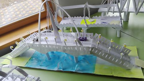 Projekts «Tilts starp Mārupi un Rīgu»