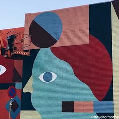#colours in the #streets of #ostend #visitoostende #thecrystalship #streetart #art #wall #streetartistry #vsco #vscocam #wanderlust #travel #travelgram #visitflanders #belgium #igbelgium #streetart_daily #guardiancities #guardiantravelsnaps