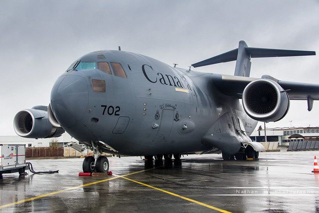 LIL - Boeing C-17A Globemaster III (177702) Canadian Armed Forces