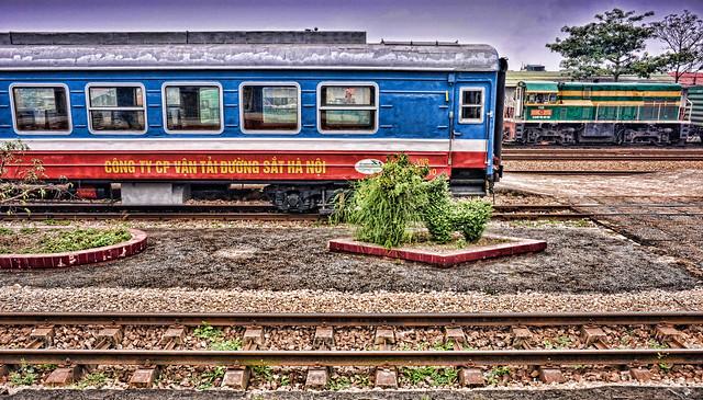 The Train Station, Nikon COOLPIX A