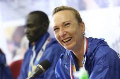 Česká jednička Eva Vrabcová poběží půlmaraton za RunCzech Racing