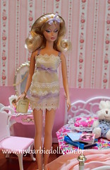 BFMC Tout de Suite Barbie Doll