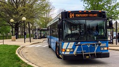 Montgomery County Transit Ride On 2008 Gillig Low Floor Advantage Diesel #5730