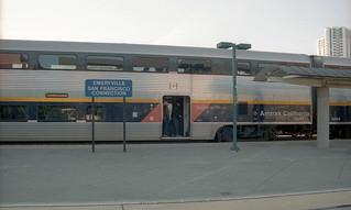 Amtrak CA 8003 ETS 12-26-16