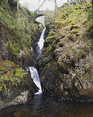 #walk at Aira Force #nationaltrust before heading a bit further south and home