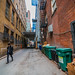 Back Alleys of Toronto by A Great Capture