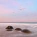 Moeraki Boulders Sunset Portrait by Rob Kroenert