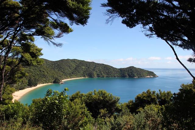 Abel Tasman Nationalpark, Canon EOS 550D, Sigma 18-250mm f/3.5-6.3 DC OS HSM