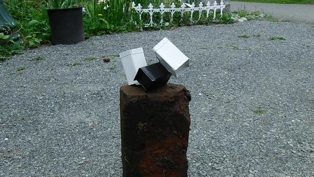 Apr 19 2017 Video of Phil's sculpture