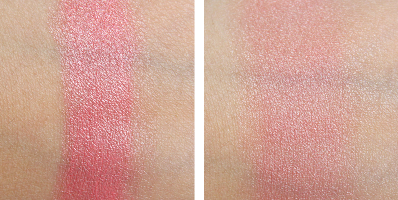 Clinique Robust rhubarb chubby stick cheek color balm swatch