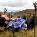 Descanso en la montaña