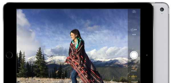 Сравнение камер iPad Air 2 и Nexus 9