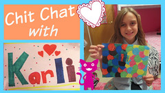 Thumbnail image for Chit chat – Karli loves to draw