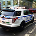 Picture Of NYPD 2014 Ford Police Interceptor Utility Car # 5530-14 Belonging To The NYPD Highway Patrol. Photo Taken Monday September 29, 2014 by ses7