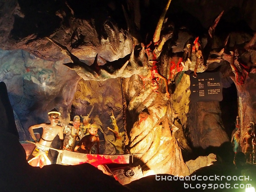 aw boon haw, aw boon par, chinese values, folklore, haw par villa, mythology, sculptures, statues, ten courts of hell, tiger balm, tiger balm garden, 虎豹别墅, singapore, where to go in singapore,sixth court of hell,yama,king piencheng