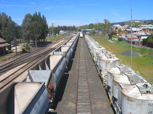 railway australia newsouthwales bathurst rocketstreet