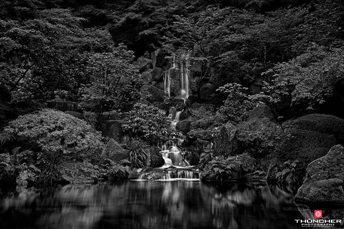 longexposure bw nature water monochrome oregon reflections portland landscape outdoors blackwhite sony scenic pacificnorthwest fullframe fx japanesegardens waterscape peterlik a7r sonya7r sonyilce7r fe35mmf28za