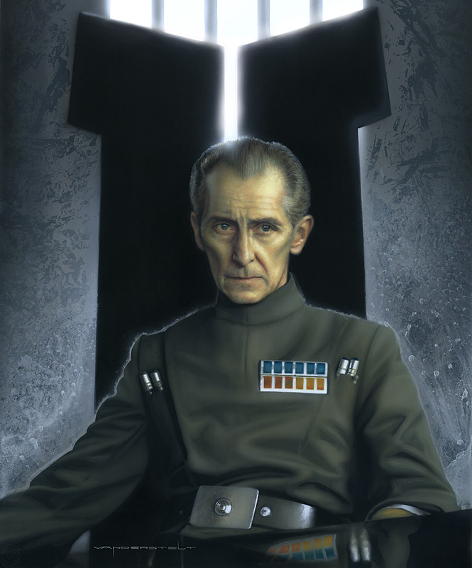 Tarkin by Jerry Vanderstelt
