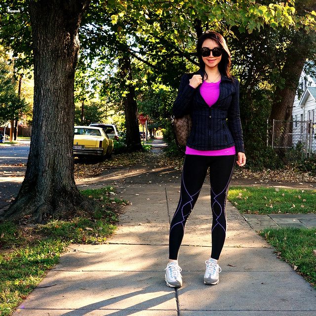 Cw x womens pro running tights