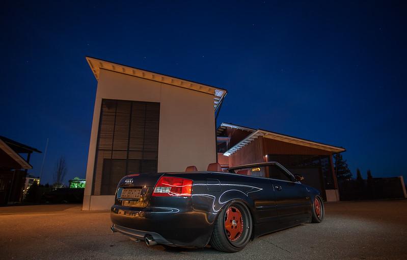 jusni: Audi A4 Bagged Bathtub - Sivu 2 15030088864_21985b1f6a_c