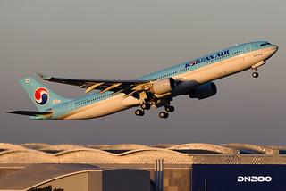 Korean Air A330-323 msn 1576