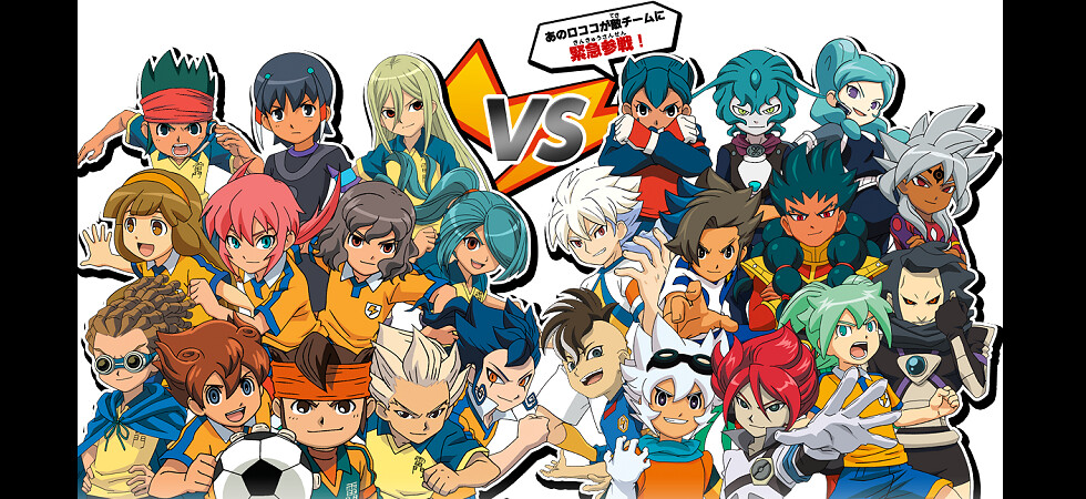 Xem phim Inazuma Eleven: Chou Jigen Dream Match - Inazuma Eleven the Movie: Chou Jigen Dream Match Vietsub