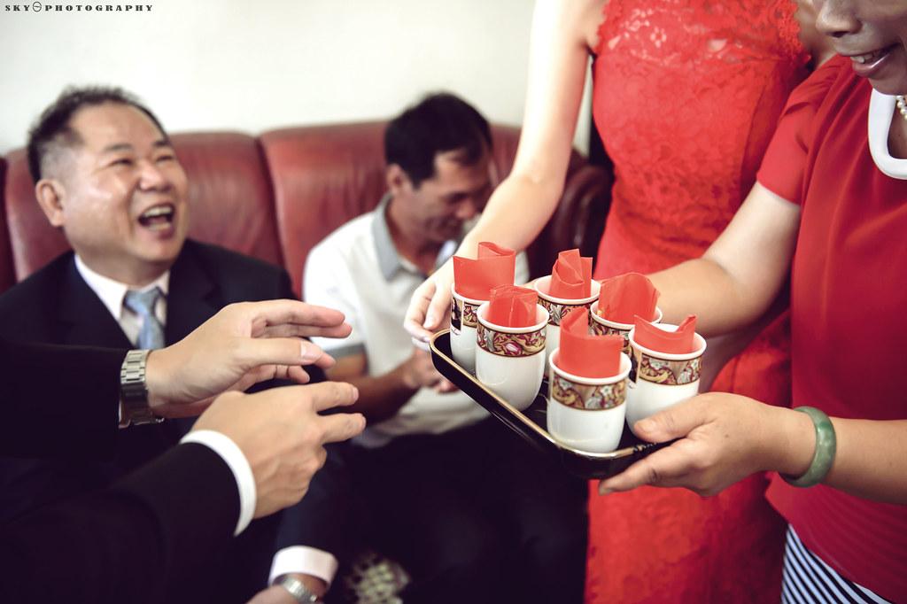 天空婚禮攝影043