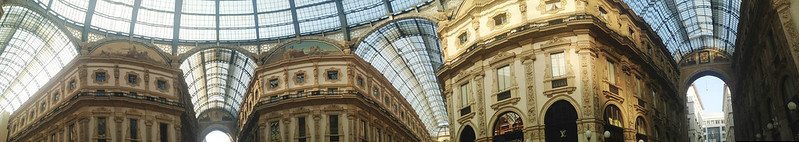 21 Milan Panoramic via iPhone
