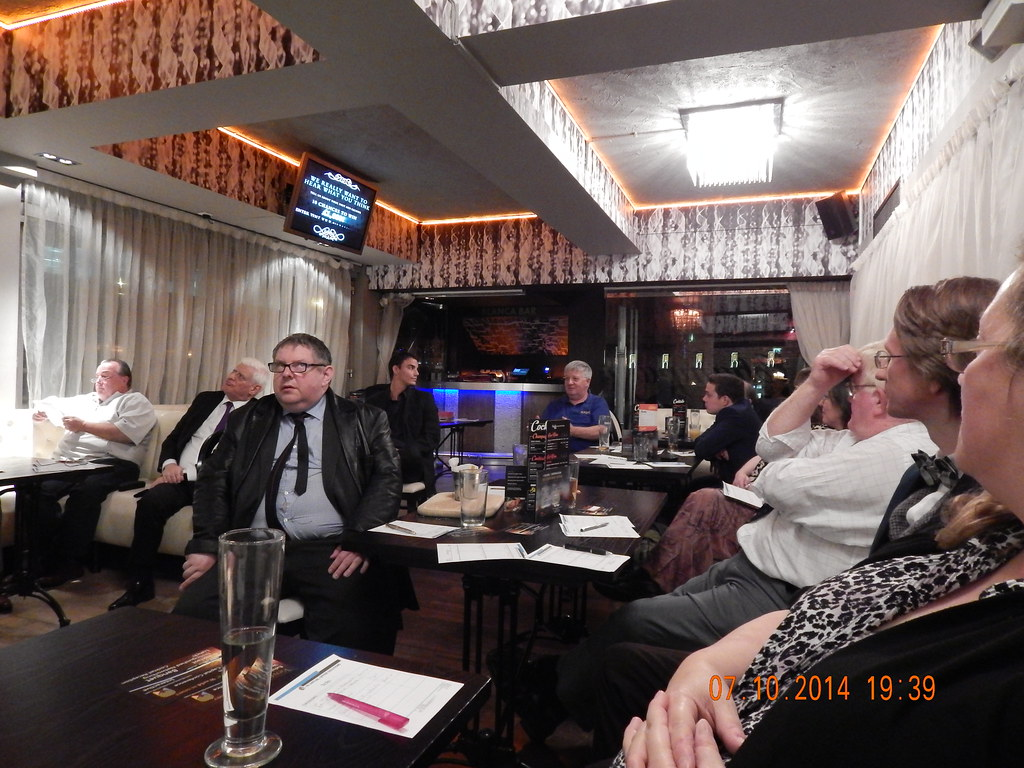 Cardiff Open Coffee 1Cardiff.com Event Hero Business Club [Flickr]
