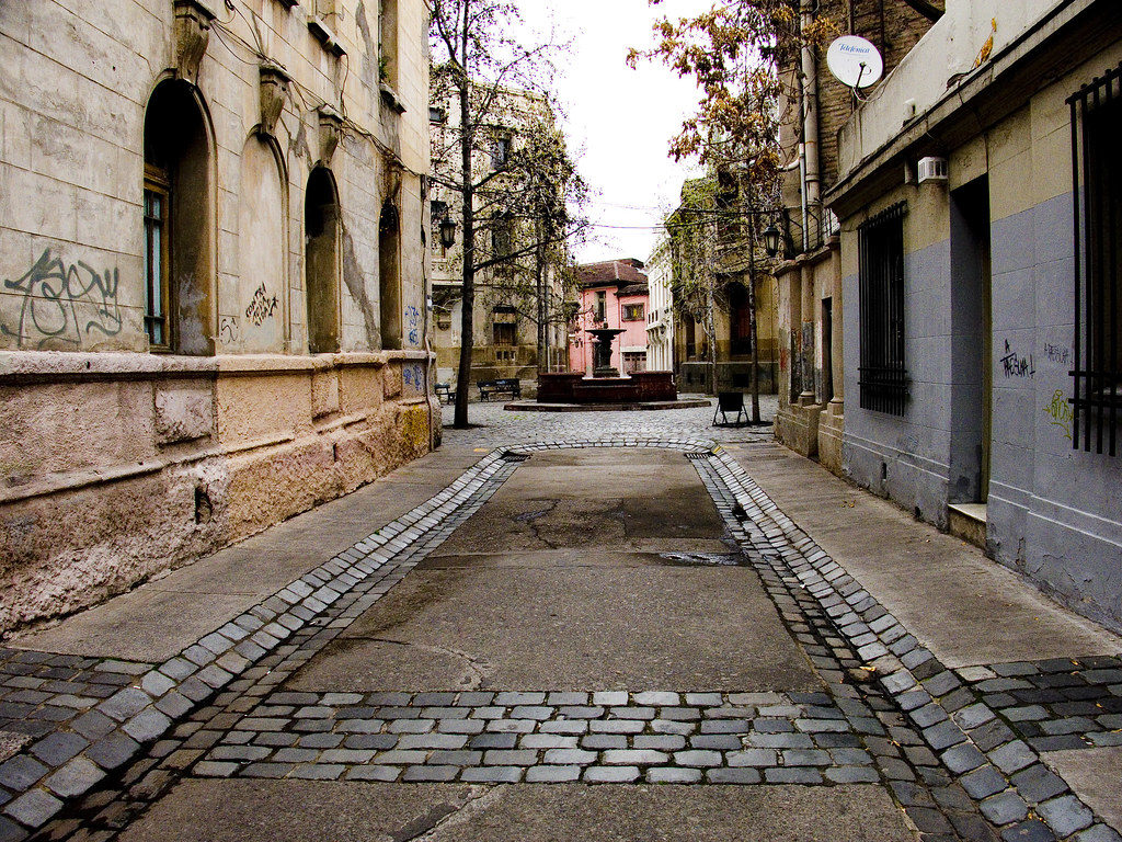 Calle Concha y Toro (II)