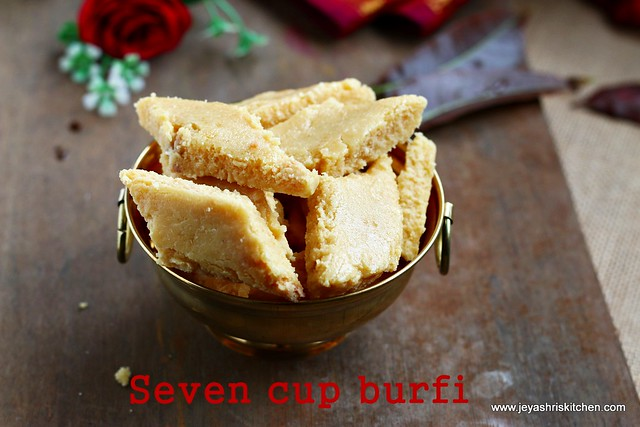 seven cup cake