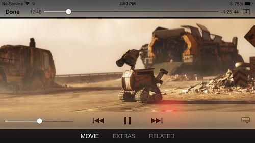 ดูคลิป 1080p บน iPhone 6 Plus